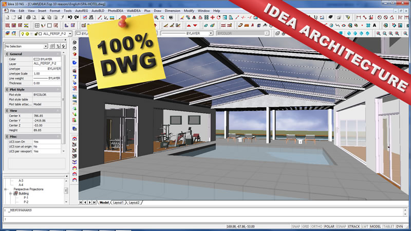 Download Idea Architecture Free Trial 4m Bim Cad Software For Architecture Engineering Construction