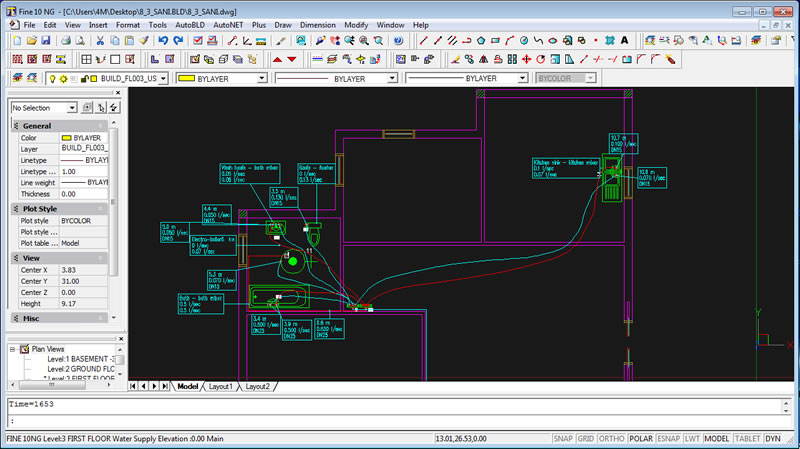 4M BIM & CAD Software for Architecture, Engineering